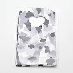 Подарочные пакетики для изделий 50 шт, размер 9*15 см (№63)