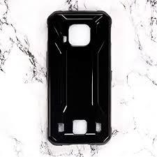 Силиконовый чехол Doogee S95 (black, черный)