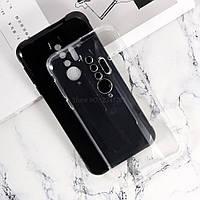 Силиконовый чехол Blackview BV6300 Pro (black, черный)