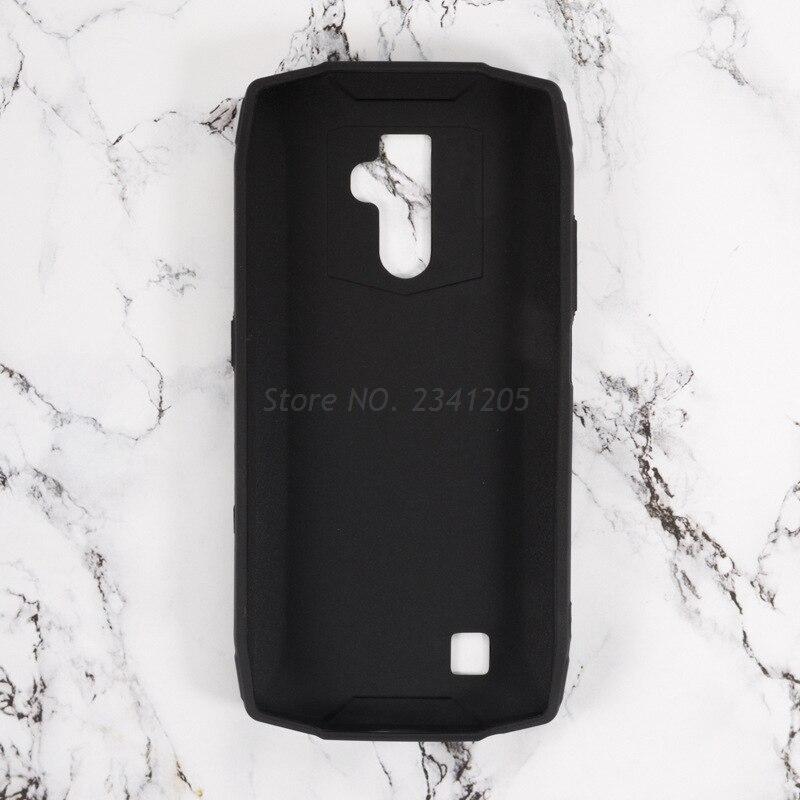 Силиконовый чехол Blackview BV6900 (black, черный)