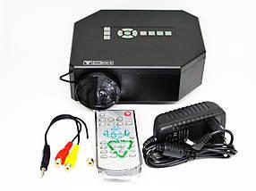 Мультимедійний LED проектор Unic UC30