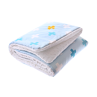 Cotton Living - Детское одеяло Tic Tac (White)