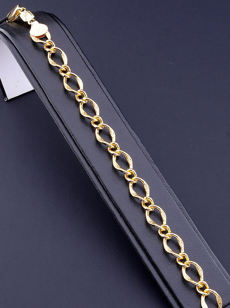 Браслет медицинское золото Xuping Jewelry  Jewelry 23 см  покрытие позолота