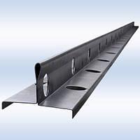 Направляющие для бетонных полов и стяжек Т-30 (30 мм)