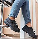 Мужские кроссовки Merrell Vibram Black / Мэррелл Вибрам Чернные Термо, фото 9