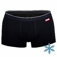 Термотрусы чоловічі Кифа (Kifa) VORTEX Active Comfort ТМ-637, чорні, теплі S, фото 1