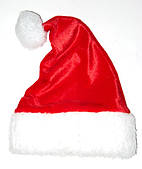 Новорічна Шапка Доросла Діда Мороза Ковпак Санта Клауса Santa Claus