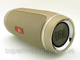JBL BoomBox Xtreme 2+ X90 40W копия, портативная колонка с ручкой Bluetooth FM MP3, золотая, фото 2