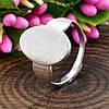 Серебряное кольцо вес 2.26 г размер 16.5, фото 3