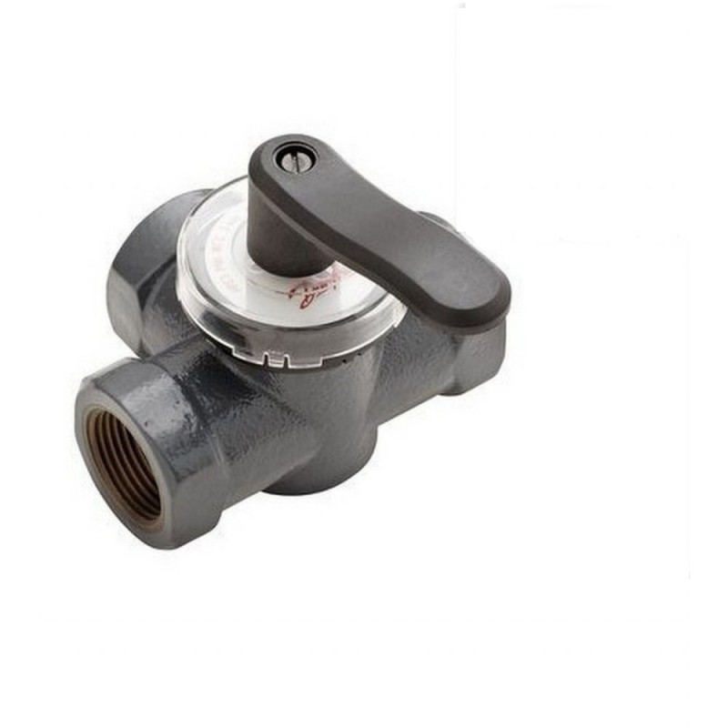 """Клапан трехходовой Danfoss HFE3 2"""" поворотный (065Z0422)"""