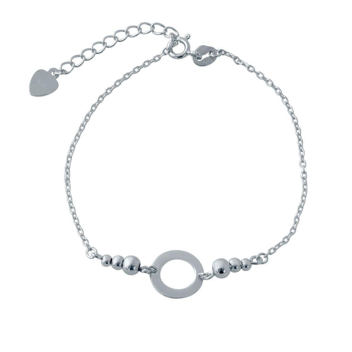 Серебряный браслет DreamJewelry без камней (2014423) 1720 размер