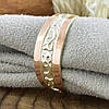 Серебряное кольцо с золотом Кира вес 2.6 г размер 17.5, фото 4