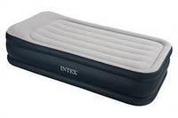 Кровать надувная Intex 67730 - полуторная надувная кровать