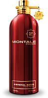 Парфюмированная вода унисекс Montale Crystal Aoud 100ml(test)