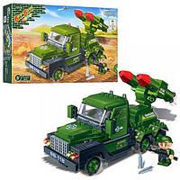 Конструктор BANBAO (БАНБАО) 8844 военная техника