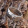 Срібна Каблучка Володар каблучок вага 4.0 г розмір 21, фото 2