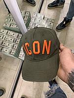 Кепка DSQUARED ICON премиум копия реплика бейсболка тракер снепбек