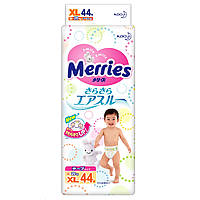Подгузники Merries XL (12-20 кг) 44 шт