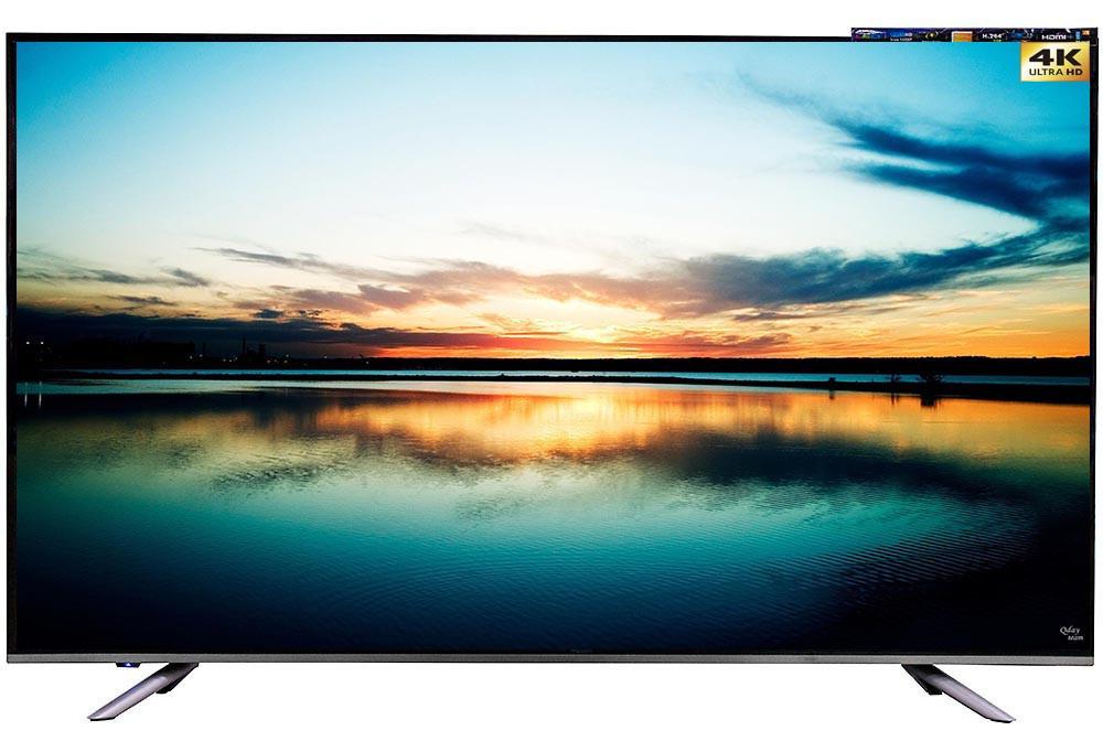 """Уценка! Телевизор LED-TV 56"""" Smart-Tv Android 7.0 UHD-4k /DVB-T2/USB"""