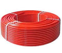 Труба металлопластиковая KISAN COMFORT PE-RT/Al/PE 16х2.0 мм красная