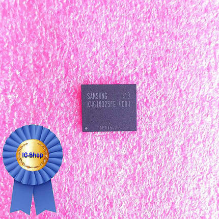 Микросхема Samsung K4G10325FE-HC04, фото 2