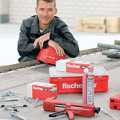 Рамный и фасадный крепеж Fischer