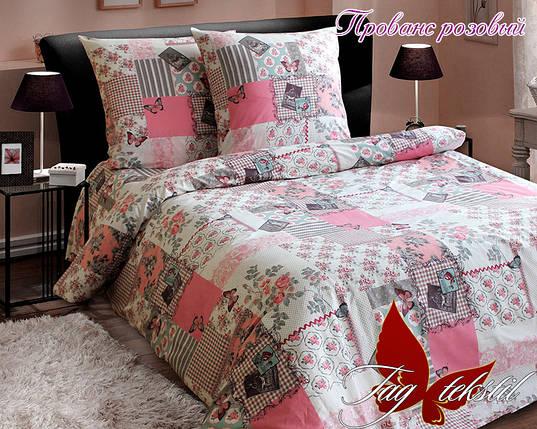 Двуспальный комплект постельного белья с цветами, Ранфорс, фото 2