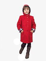 Пальто для девочки   кашемир  м-1019 рост 104