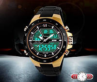 Мужские спортивные электронные часы Skmеi Siktrum
