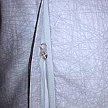 Двуспальный комплект постельного белья с бабочками, Сатин-люкс, фото 3