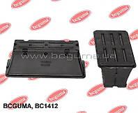 Подушка нижняя правая, двухлистовой рессоры метал.MB Sprinter / VW LT 96- BCGUMA- Украина - BC1412