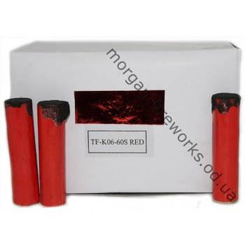 Контурные свечи (красные)