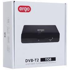 Т2 тюнер Ergo DVB-T2 1108