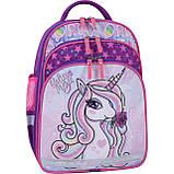 Рюкзак школьный Bagland Mouse фиолетовый 678 (00513702), фото 2