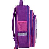 Рюкзак школьный Bagland Mouse фиолетовый 678 (00513702), фото 3