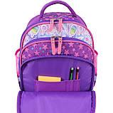 Рюкзак школьный Bagland Mouse фиолетовый 678 (00513702), фото 5