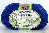 Lanoso Alpacana Super Fine електрик № 954