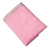Анти-песок пляжная чудо-подстилка Originalsize Sand Free Mat 200*150 Розовая, фото 3