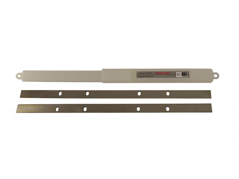 Ножі для рейсмуса (HSS, 330х17х4мм, 2 шт) Енергомаш РС-14330-990