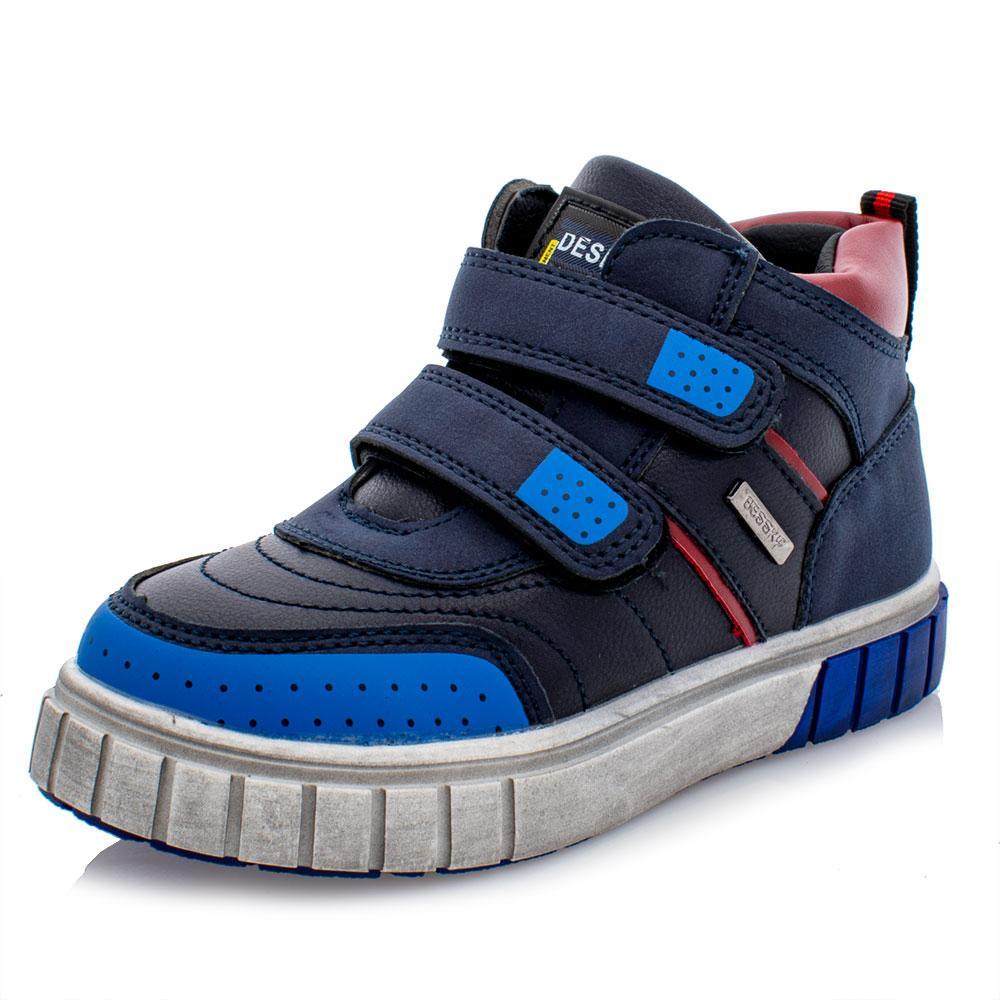 Ботинки для мальчиков Bessky 28  синие 981173