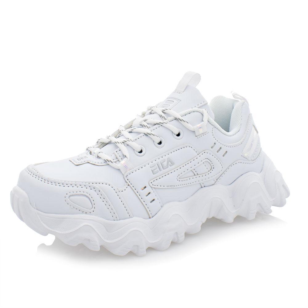 Кроссовки для девочек Bessky 34  белые 981178