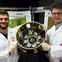 Космічні тести нових матеріалів