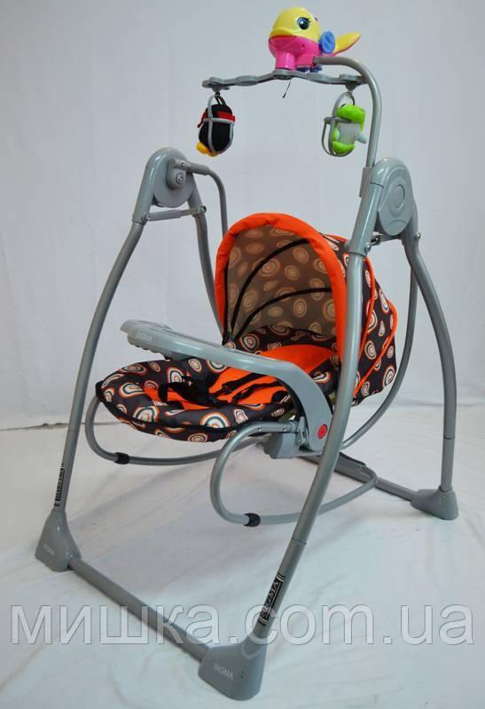 Дитячий стільчик-гойдалка RB-782