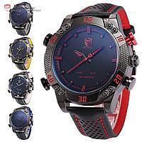 Мужские часы SHARK SH261 LED Digital Red Date Day
