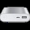 Портативное зарядное устройство Power Bank 20800mAh, универсальная батарея, внешний аккумулятор, повер банк, фото 4