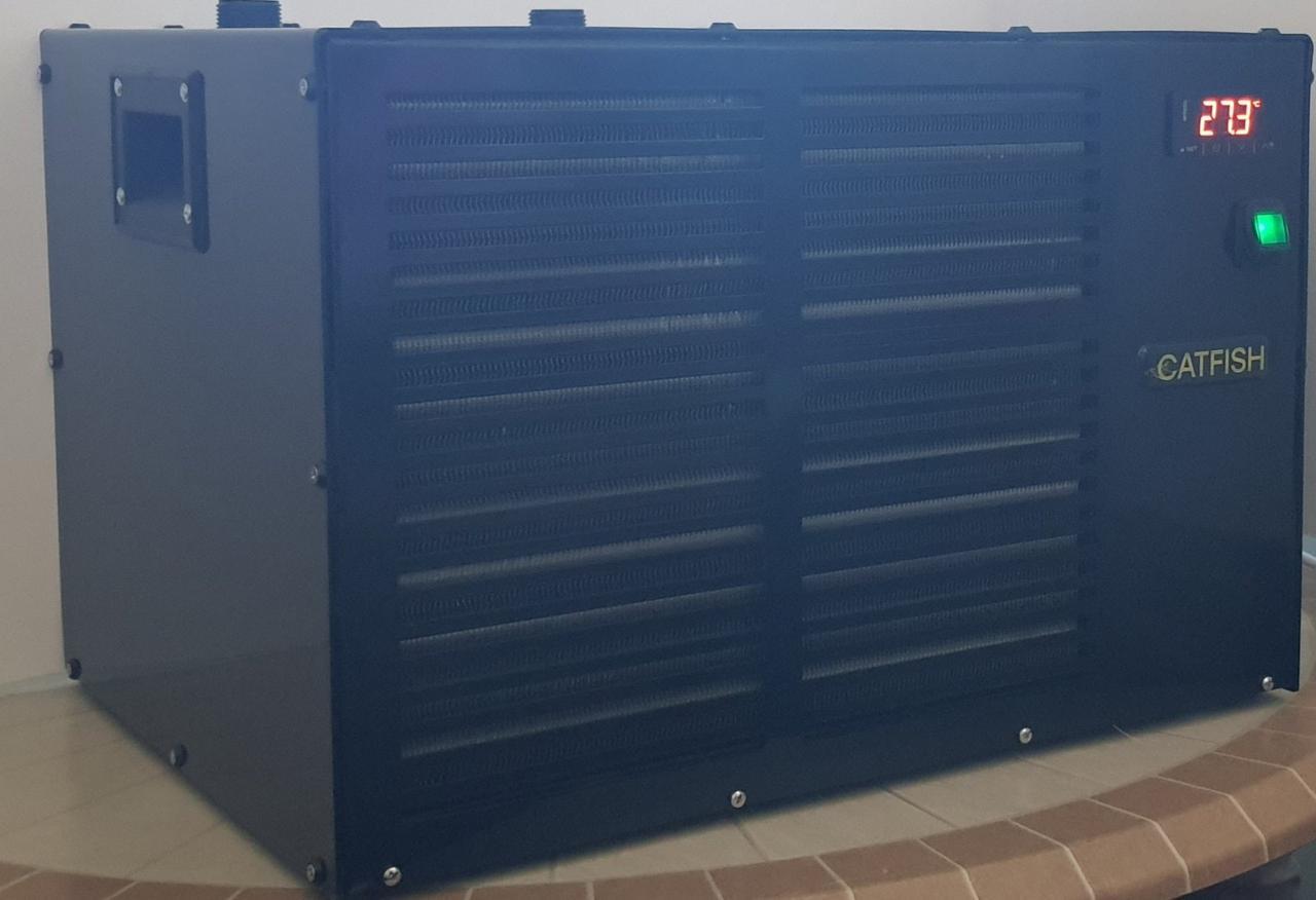 Холодильник для аквариума до 1000л CATFISH Model А-1000Т