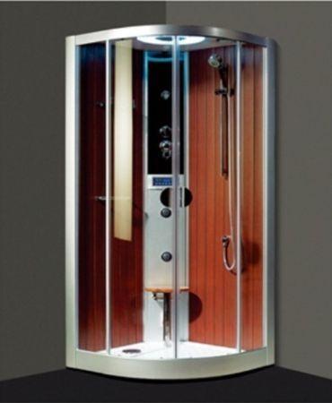 Гидромассажный бокс (гидробокс) Dusrux A068-90, 900х900х2160 мм
