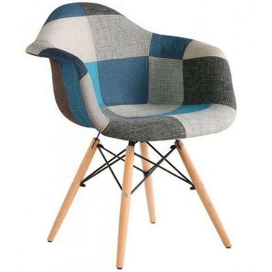Кресло стул Patchwork VIVA (08)