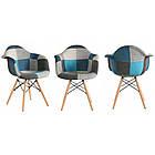 Кресло стул Patchwork VIVA (08), фото 2