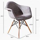 Кресло стул Patchwork VIVA (08), фото 4